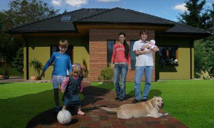 Rodinný dům EKO
